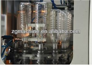 2 Cavity Automaic Stretch Blow Molding Machine pictures & photos