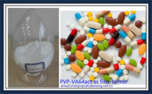 Pvp-Va64 Tablet Binder Manufacturer USP32 pictures & photos