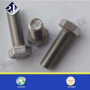 Hot Sale China Made Metric Thread Bolt and Nut pictures & photos