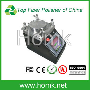 Colorful Touch Screen Programmable Fiber Polishing Machine pictures & photos