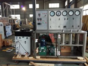 Lab Close Loop Coffee Caffeine CO2 Essential Oil Extraction Machine pictures & photos