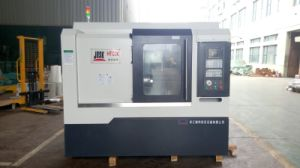 High Precision Slant Bed Metal Cutting CNC Lathe (HTC36) pictures & photos