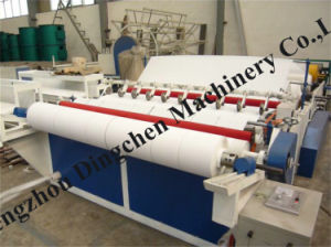 Dingchen Automatic Tissue Jumbo Roll Slitting and Rewinding Machine pictures & photos