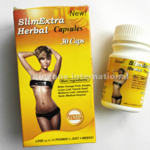 Original Herbal Slimming Capsule Slim Extra Fast Weight Loss pictures & photos