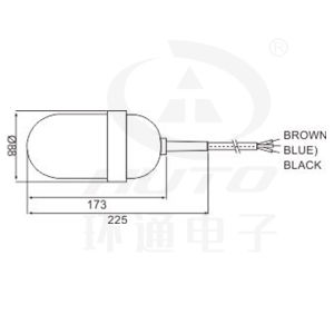 Cable Level Switch for Water Tank and Pump pictures & photos