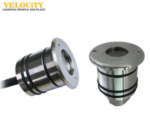 1 PCS Stainless Steel IP68 RGB Outdoor Underwater Lamp with DMX512 pictures & photos