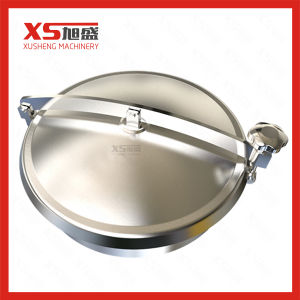 Stainless Steel Hygienic Tank Manway Without Pressure pictures & photos