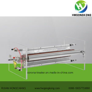Glass Split Type Corona Processing Frame Corona Treatment Station (HW-DF600)