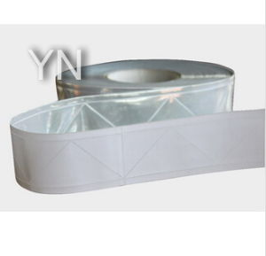 White High Visibility Reflective Krystal Lattice Tape pictures & photos