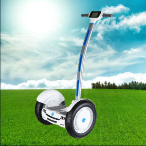 Two Wheels 15 Inches Smart Self Balancing Electric Chariot