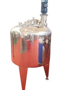 Stainless Steel Agitator Mixing Tank pictures & photos