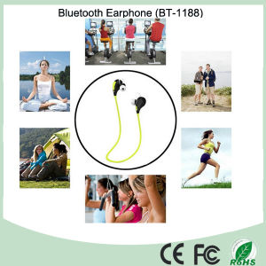 Made in China Cheapest Wireless Bluetooth Headset for iPhone Samsung LG (BT-1188) pictures & photos