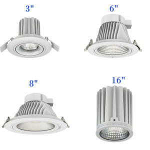 """China 120lm/W 3"""" COB LED Down Lights 5W with Dali CE RoHS pictures & photos"""