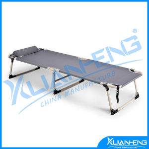 High Quality Folded Camping Bed pictures & photos