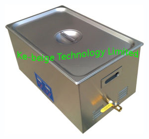 22L 480W Digital Dental Ultrasonic Cleaner with Heating pictures & photos