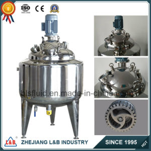 Lotion Mixer Cosmetic Machine/Small Lotion Mixer Cosmetic Machine pictures & photos