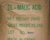 White Crystal 99% Dl-Malic Acid for Food Grade (CAS No.:  617-48-1) pictures & photos