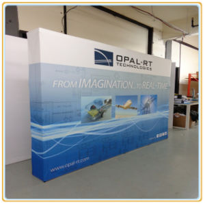 Popular Fast Exhibition Pop up Display Stand (10FT) pictures & photos