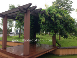 Purchase Shading Pergola Materials Hoh WPC Factory CE ASTM WPC pictures & photos