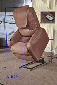 Recliner Massage Chair Lift Chair (D01-S) pictures & photos