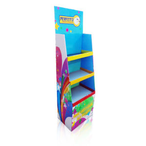 Lightweight Cardboard Display Stands for Fireworks, Cardboard Pop Display pictures & photos