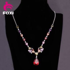Latest Design Gold Pendant Necklace Jewelry pictures & photos