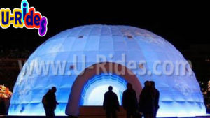 LED Inflatable Party Tent for Sale pictures & photos