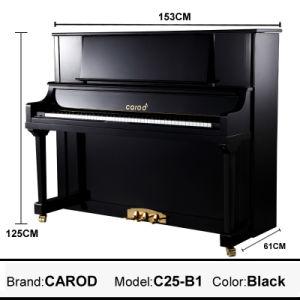 Black Acoustic 125cm Vertical Piano pictures & photos