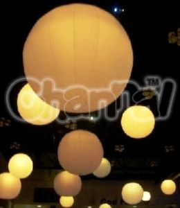 Indoor Inflatable Shaped LED Lighting Balloon Chad601 pictures & photos