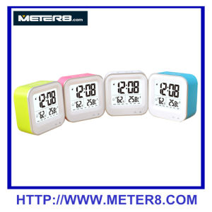 JP9909 Rechargeable Digital Temperature and Humidity Meter pictures & photos