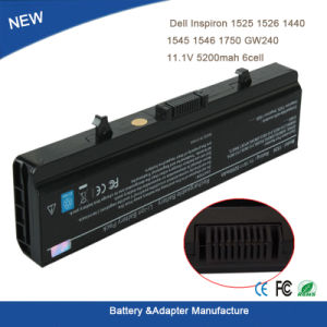 Laptop Battery for DELL Inspiron 1525 1750 X284G Gw240 K450 pictures & photos