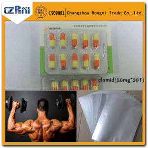 Top Quality Clomifene Citrate Clomid Anti-Estrogen Stetoid Powder pictures & photos