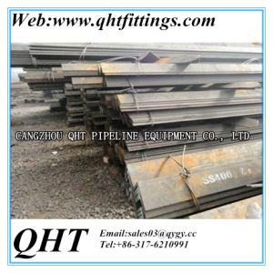 JIS Standard Ss400 Equal Hot Rolled Steel Angle pictures & photos