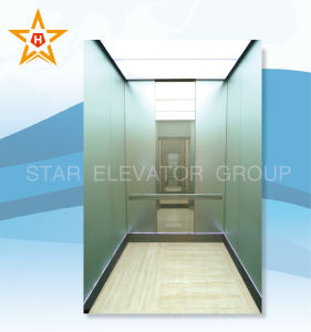 Best Selling Professional Luxury 450-1600kg Passenger Elevator in China pictures & photos
