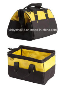 Single Shoulder Handbag Oxford Electrician Tool Bag Case (CY3370) pictures & photos