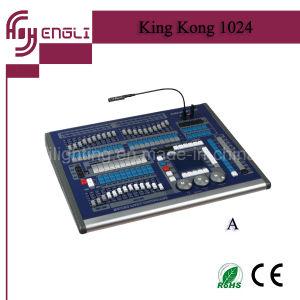 1024 Kingkong DMX Controller with CE & RoHS (HL-1024P)