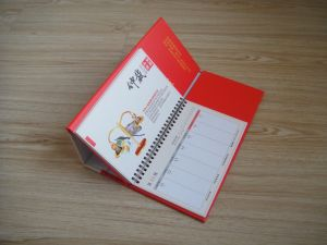 professional Manufacture of Weekly Calendar pictures & photos