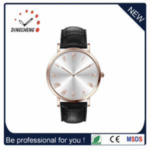 2016 Fashion Watch Japan Movement Watch with Shiny Face Wristwatch OEM (DC-343) pictures & photos