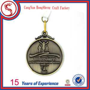 Gold Award Blank Metal Medal Military Medals/Wholesale Custom Medals No Minimum Order/Cheap Sport Medal pictures & photos