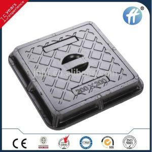 SMC FRP Composite Decorative Manhole Cover pictures & photos