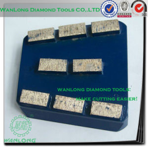 Diamond Stone Grinding Metal Tools for Stone Processing, Frankfurt Grinding Tools pictures & photos