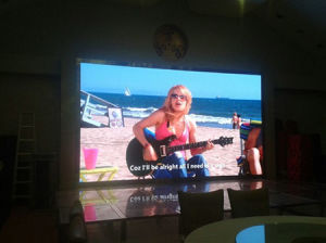 P6 Indoor Full Color LED Video Display pictures & photos