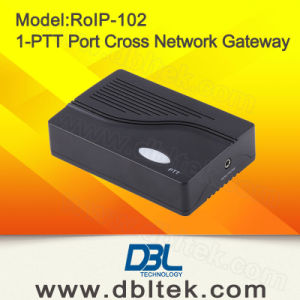 RoIP 102 Cross-Network Gateway/Intercom System pictures & photos