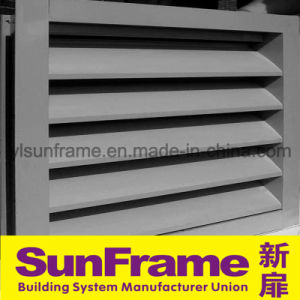 Aluminium Louvers for Kitchen Area pictures & photos