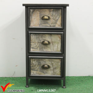 Wholesale Vintage Metal Bedroom Cabinets pictures & photos
