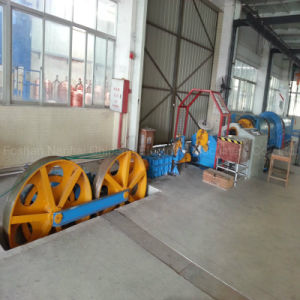 Copper and Aluminium Wire and Cable Stranding Machine pictures & photos
