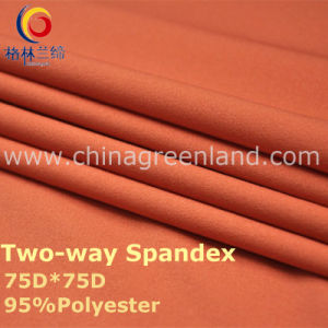 190t Polyester Spandex Dyeing Fabric for Shirt Garment (GLLML242) pictures & photos