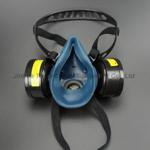 High Quality Half Face Chemical Respirator (CR6201) pictures & photos