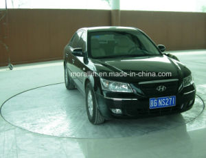 China CE Electric Parking Car Turntable pictures & photos