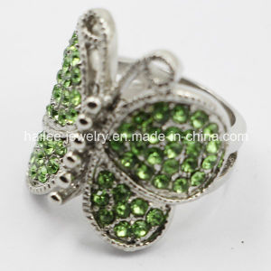 Butterfly Stainless Steel Fashion Ring for Women pictures & photos